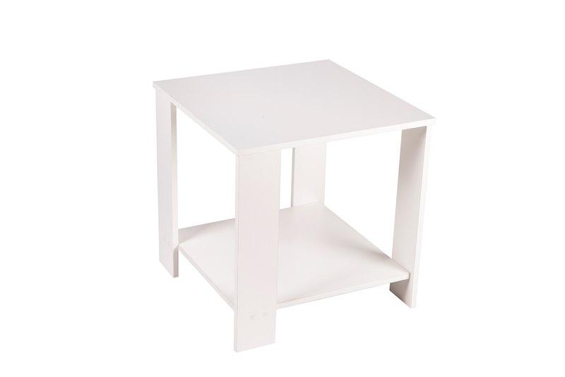 שולחן קפה לבן | יונתן